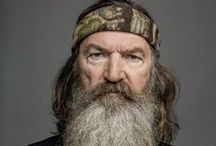 The Honorable Duck Commander /  Phil!!