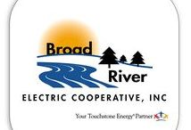BREC - Our Quality Services / Services we provide and recommend at Broad River Electric Cooperative.