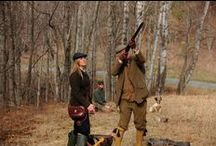 Shooting Sports / Primland is an Orvis-endorsed wingshooting Lodge, offering a variety of hunting opportunities