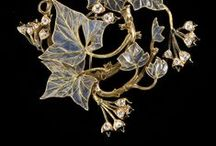 Lovely Lalique / Jewelry and crystal from the iconic art nouveau designer.