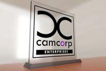 Logo Design / Logo Designs for Entertainment Companies, Photographers, Designers and more.