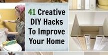 """DIY, Crafts, & How-To's / A board dedicated to DIY- Do It Yourself - projects! From arts & crafts to helpful tips on that """"honey do"""" list. Some projects just might help you and your family become more energy efficient and help save on your next power bill! #DIY #projects #energy #efficient #art #craft #home #Howto"""