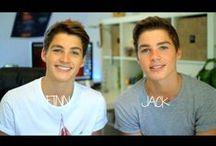 Jack and Finn Harries ♥