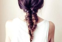 -Hair- / Hair care and styles