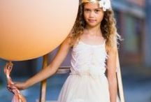 Tutu Du Monde / Tutu dresses for sweet flower girls! Expect the unexpected with these unique dresses to incorporate into your #wedding. Also makes a fun dress-up piece or #Easter dress for your little #girl. We have the following dresses in-store!