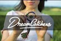 DreamCatcher Jewelry from 19,99€ / www.dreamcatcherlab.com Working with the hands its meditation and creation. Every single piece I make is a new discovery and a learning process.