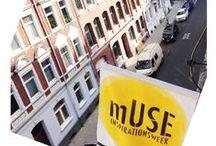 mUSE INSPIRATIONSWEEK | 2014 / mUSE INSPIRATIONSWEEK 1.-7. Oktober 2014  Ab Nordstadt Hannover beginnen