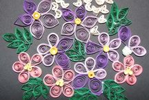 Paper Quilling / by Irene Dominguez