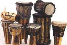 Drums, Hand Drums & Percussion / by Daniel Talioaga