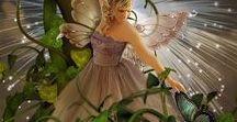 Fairy tales / Fée, elfes, lutins et autres êtres magiques