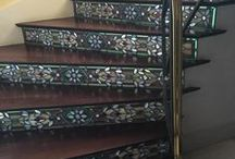 Artistic Stairs / Indore & Outdoor artistic stairs