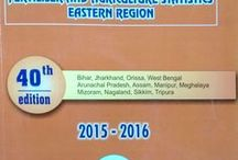 Fertiliser And Agriculture Statistics - Eastern Region / Annual Publication