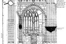 ++ Architecture & Buildings /  Architecture & Buildings Artist Study on How to Draw Architecture, How to Draw Buildings , Perspective Studies Inspiration for Artists, Illustrators and Designers