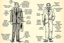 Style + Advice and Tips / Great looks and stuff that is good to know. / by Nader Ghazi-Noory