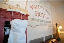 Valley Ford Hotel Weddings / Our inn is the perfect venue for celebrating with family and friends.