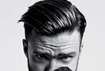 Mens Hair Style / by To Serve Men