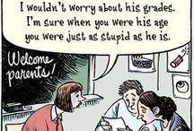 Humor school / by Mloes van Oerle-Peters