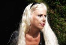 Photography - Model: Brigitte K. / Hier zeige ich Euch einpaar ausgesuchte Bilder von einer meiner Modele.