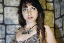 Photography - Model: Kathrin B. / Hier zeige ich Euch einpaar ausgesuchte Bilder von einer meiner Modele.