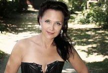 Photography - Model: Kristina / Hier zeige ich Euch einpaar ausgesuchte Bilder von einer meiner Modele.