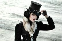 Steampunk / Inspirations for my steampunk outfits, jewelry and accessories.