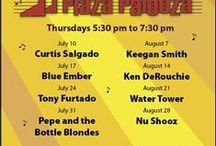 Plaza Palooza / Free Summer Concerts at Oregon Convention Center's Plaza
