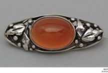 Australian Arts & Crafts Jewellery / Arts & Crafts jewellery from Australia