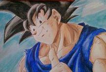 Dibujos de Dragon Ball Z / Dibujos de Dragon Ball Z
