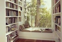 Reading Nooks I would love to steal