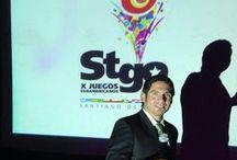 Evento Gobierno de Chile / Animación y conducción de eventos de Gobierno, Juegos Odesur, Registro Civil.