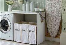 laundry room / cuarto de lavado