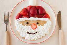 Kerst ideetjes culinair.