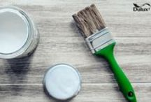 DIY with Dulux / Step by step we will show you how to create your perfect home with these DIY projects. Got any questions or need help? Post your queries here >> https://www.facebook.com/LetsColourSA?fref=ts
