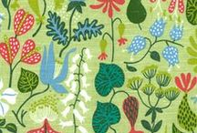 ++ Patterns BOTANICAL / ++ Botanical Surface Patterns , Inspiration for Textile Designers, Surface Pattern Design and Contemporary Art