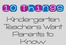 Kindergarten / A wide collection of teaching activities, centers, games, assessment and ideas to support teaching kindergarten students throughout the whole year in the classroom. Ideas will support the beginning of the year through to graduation in a variety of subjects. #literacy #reading #writing #oraldevelopment #phonologicalawareness #science #math #arts