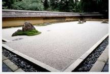 ZEN GARDEN / Jardines, agua, piedras, arena...