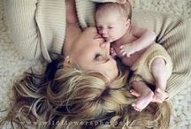 Photo Ideas for You and Baby / Lots of inspiration and photo ideas to catch a memorable pic of you and baby x
