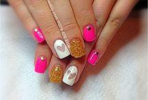 Gel and Shellac Nails
