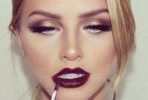 Makeup / Make-up ideas, inspiration, tutorials, tips, & tricks.