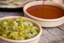 Santa Fe Recipes / The recipes included here, contributed by some of Santa Fe's finest chefs, provide a sampler of our celebrated Santa Fe flavors.
