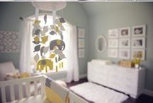 Making A Home: Nursery / by Dana Junkins