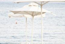 strand & zee / beach & sea / by evelien