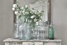 Shabby Home Decoration / ******** / by FlügelStern