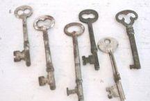 sleutels / keys