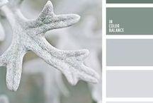 kleureninspiratie / coler palettes