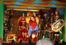 Puppet Shows in Italy