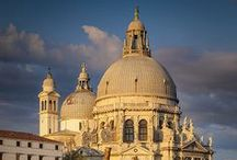 Santa Maria Churches in Venice