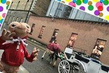 Baby party cestuje / Náš maskot E.T. si hľadá svoj domov. Sledujte ho, kde všade už bol ...