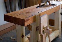 Woodworking / by Brett Maxwell