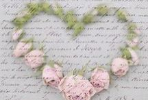 wonen & romantisch / cottage of romance / by evelien